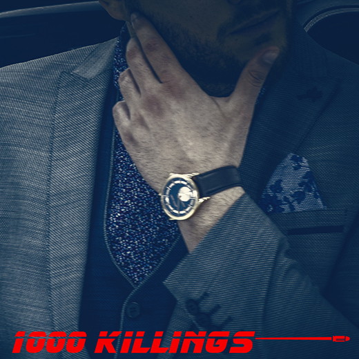 SILVI FORT – 1000 KILLINGS cover image