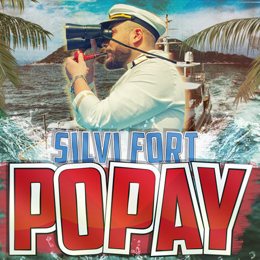 SILVI FORT – POPAY cover image
