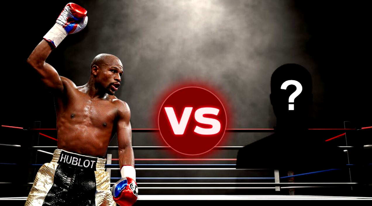 mayweather come back to fighting